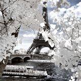 White Eiffel