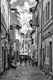 Historic street of Rome