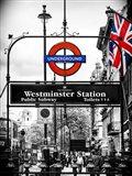Westminster Station Underground