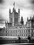 Royal Lamppost UK and the Palace of Westminster