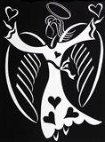Angel of Love - Black
