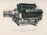 Napier Lion Engine