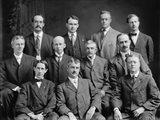 Amateur Baseball Commission, 1905 circa