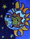 La Luna El Sol Estrellado