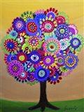 Sunny Tree Of Life
