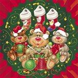 Bears Santa's Helpers