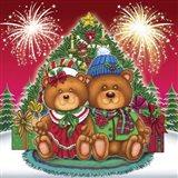 Christmas Fireworks 3