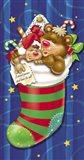 Christmas Stockings And Bears 7