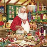 Santa Cooking 26