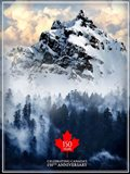 Canada 150 - your walls, your style!