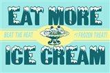 Eat More Ice Cream