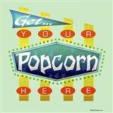 Popcorn Get Here