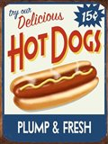 Hot Dogs Delicious