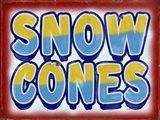 Snow Cones Distressed