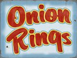 Onion Rings Distressed
