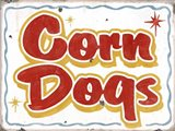 Corn Dogs Distressed