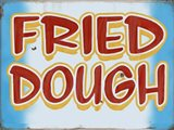 Fried Dough Distressed