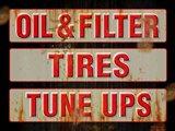 Oil Tires Tuneups
