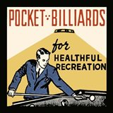 Pocket Billiards For Healthful Recreation