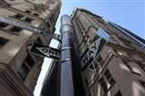 NYC Lower Broadway Looking Up