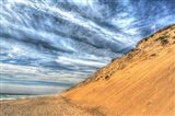 Cape Cod Dune And Colors
