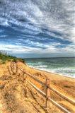 Truro Beach Fence Vertical