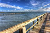 Two Piers Sebastian Florida