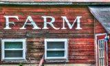 Farm Lettering 2