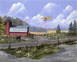 Flying the Farm