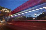 Bus Tower Bridge