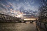 Paris, End Of A Day