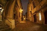 Quite Street at Night
