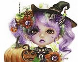 Halloween Hannah - MunchkinZ