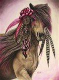 Magenta Warrior