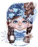 Snowy Saraphina -  Winter MunchkinZ Elf