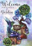 Fairies Welcome - Garden Whimsiez
