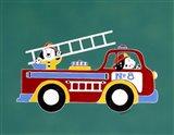 No. 8 Fire Truck