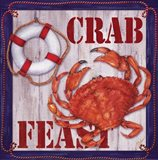Crab Feast Sign 2