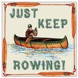 Keep Rowing