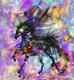 Galaxy Horse