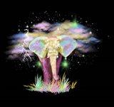 Gold Elephant 1