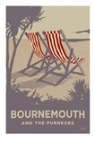 Red Deckchairs Bournemouth And The Purbecks