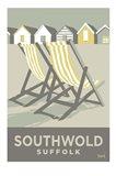 Southwold Deckchairs