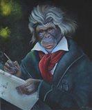 Master Monkey Beethoven