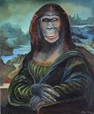 Mona Monkey Lisa
