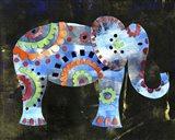 Boho Elephant 1