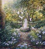 Angel Of The Garden