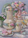 A Pastel Tea