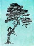 Bhakti-Bodhi Tree-Blue