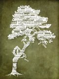 Bhakti-Bodhi Tree-Green
